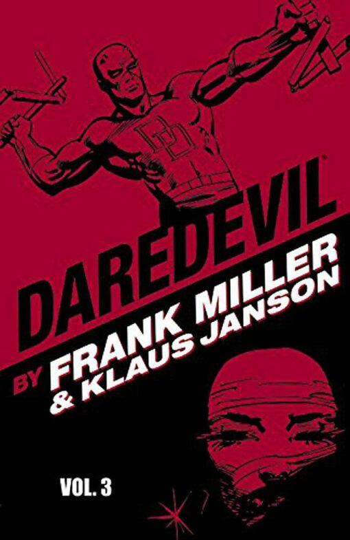 Daredevil by Frank Miller & Klaus Janson Volume 3 Conditie: Nieuw Marvel 1
