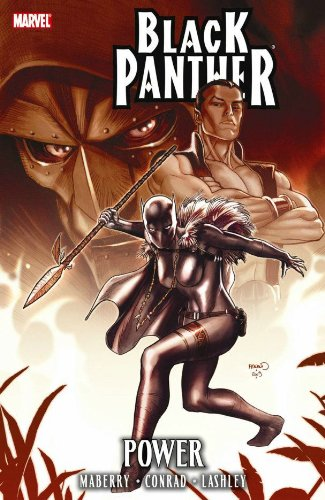 Black Panther (4th Series) Volume 2: Power Conditie: Nieuw Marvel 1