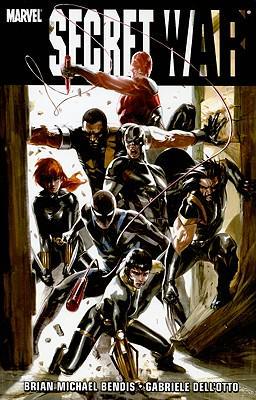 Secret War Conditie: Nieuw Marvel 1
