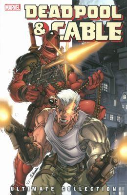 Deadpool & Cable Ultimate Collection - Book 1 Conditie: Tweedehands, als nieuw Marvel 1