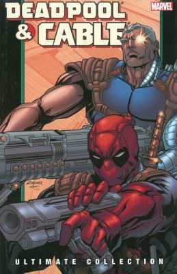Deadpool & Cable Ultimate Collection - Book 2 Conditie: Tweedehands, goed, kleine beschadiging aan kaft Marvel 1