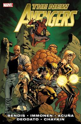 New Avengers (2nd Series) Volume 2 Conditie: Nieuw Marvel 1