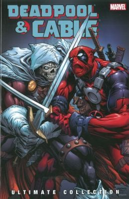 Deadpool & Cable Ultimate Collection - Book 3 Conditie: Tweedehands, goed, kleine beschadiging aan kaft Marvel 1