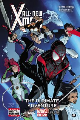 All-New X-Men Volume 6: Ultimate Adventure [HC] Conditie: Nieuw Marvel 1