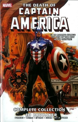 The Death of Captain America: The Complete Collection Conditie: Nieuw Marvel 1