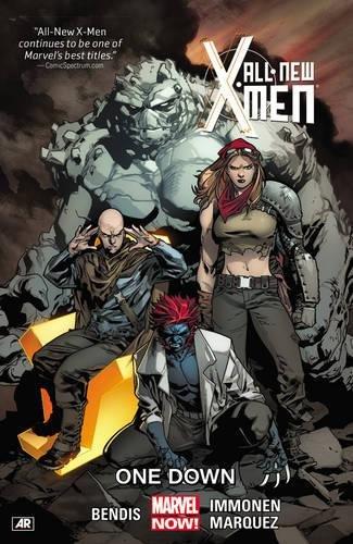 All-New X-Men Volume 5: One Down Conditie: Nieuw Marvel 1