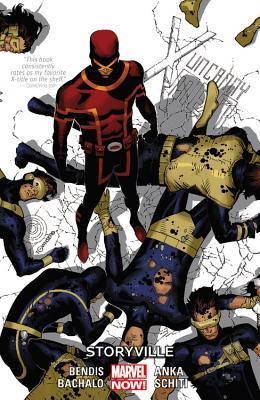 Uncanny X-Men (3rd Series) Volume 6: Storyville Conditie: Nieuw Marvel 1