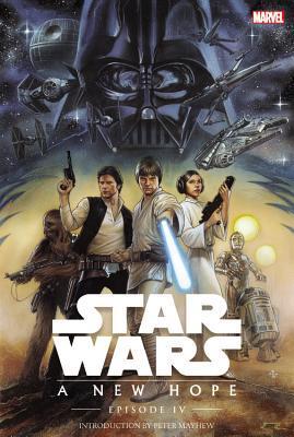 Star Wars Volume 1: A New Hope Conditie: Nieuw Marvel 1