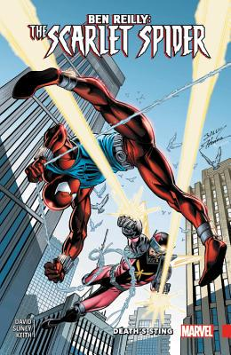 Ben Reilly: The Scarlet Spider Volume 2: Deaths Sting Conditie: Nieuw Marvel 1