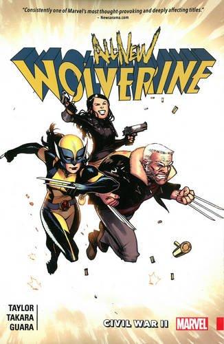 All-New Wolverine Volume 2: Civil War II Conditie: Nieuw Marvel 1