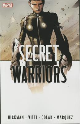 Secret Warriors: The Complete Collection Vol. 2 Conditie: Nieuw Marvel 1
