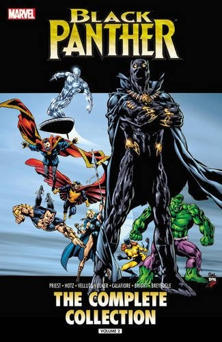 Black Panther by Christopher Priest: The Complete Collection Vol. 2 Conditie: Nieuw Marvel 1