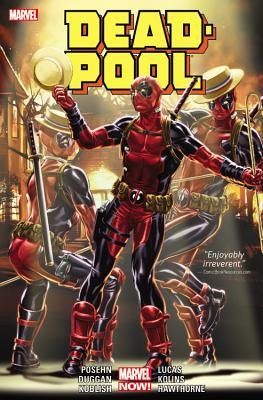 Deadpool by Posehn & Duggan Vol. 3 [HC] Conditie: Nieuw Marvel 1