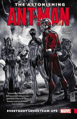 Astonishing Ant-Man, The Volume 1: Everybody Loves Team-Ups Conditie: Nieuw Marvel 1