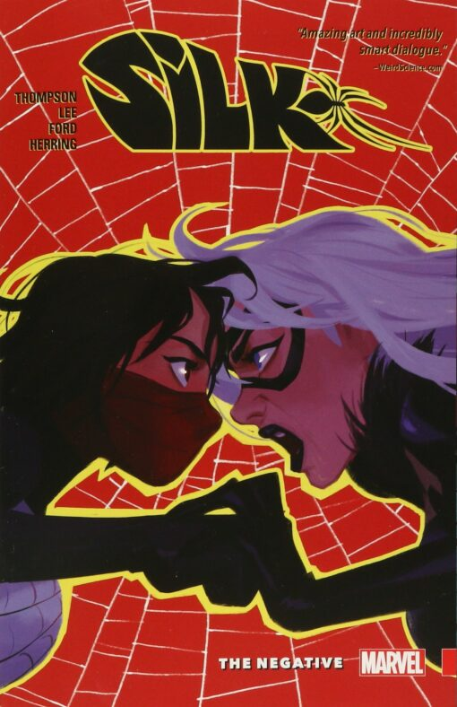 Silk (2nd Series) Volume 2: Negative Conditie: Nieuw Marvel 1