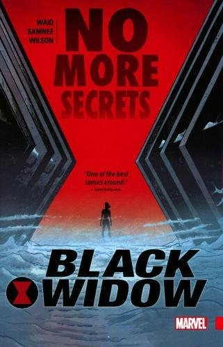 Black Widow (6th Series) Volume 2: No More Secrets Conditie: Nieuw Marvel 1