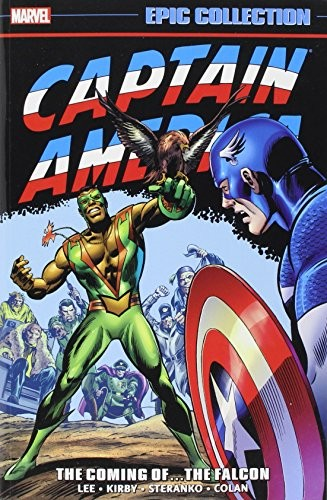 Captain America Epic Collection: The Coming Of... The Falcon Conditie: Nieuw Marvel 1