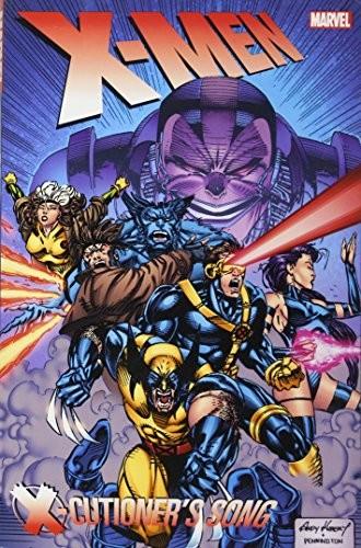 X-Men: X-Cutioner's Song Conditie: Nieuw Marvel 1