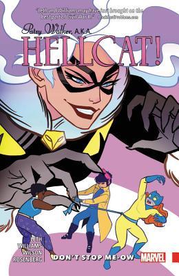 Patsy Walker, A.K.A. Hellcat! Volume 2: Don't Stop Me-Ow Conditie: Nieuw Marvel 1