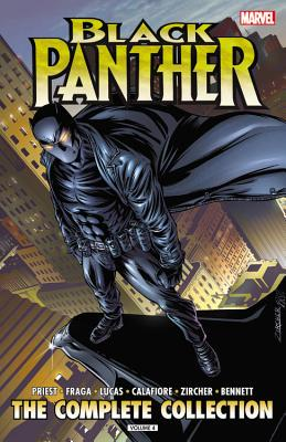 Black Panther by Christopher Priest: The Complete Collection Vol. 4 Conditie: Nieuw Marvel 1