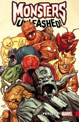 Monsters Unleashed Prelude Conditie: Nieuw Marvel 1