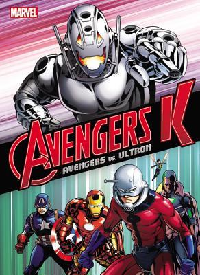 Avengers K Book 1: Avengers vs. Ultron Conditie: Nieuw Marvel 1