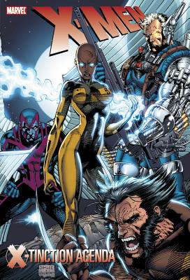 X-Men: X-Tinction Agenda Volume 1 Conditie: Nieuw Marvel 1