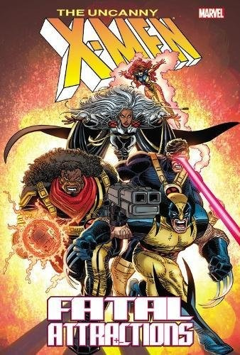 X-Men: Fatal Attractions Conditie: Nieuw Marvel 1
