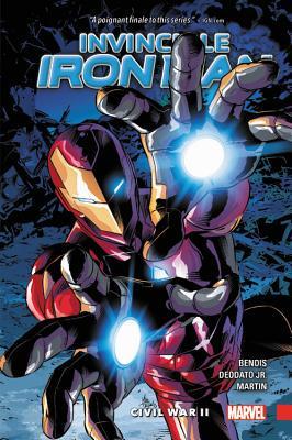 Invincible Iron Man Vol. 3: Civil War II Conditie: Nieuw Marvel 1