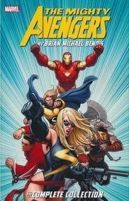 Mighty Avengers by Brian Michael Bendis - The Complete Collection Conditie: Nieuw Marvel 1