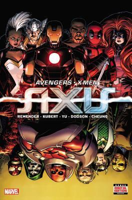 Avengers & X-Men: Axis Volume 1 Conditie: Nieuw Marvel 1