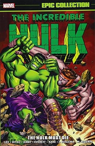 Incredible Hulk Epic Collection: The Hulk Must Die Conditie: Nieuw Marvel 1