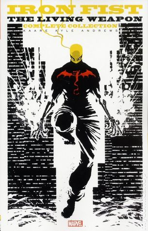 Iron Fist: The Living Weapon: The Complete Collection Conditie: Nieuw Marvel 1