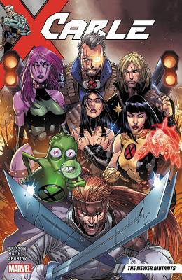 Cable Volume 2: Newer Mutants Conditie: Nieuw Marvel 1