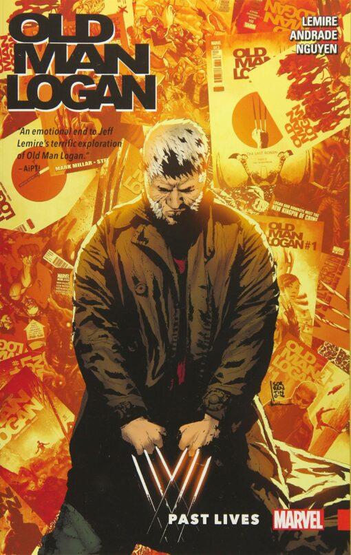 Old Man Logan (2nd Series) Volume 5: Past Lives Conditie: Nieuw Marvel 1