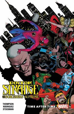 Doctor Strange and the Sorcerers Supreme Volume 2: Time After Time Conditie: Nieuw Marvel 1