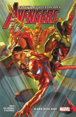 Avengers (7th Series) Volume 1: Kang War One Conditie: Nieuw Marvel 1