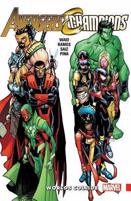 Avengers & Champions: Worlds Collide Volume 1 Conditie: Nieuw Marvel 1
