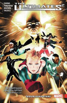 Ultimates 2 (2nd Series) Volume 1: Troubleshooters Conditie: Nieuw Marvel 1