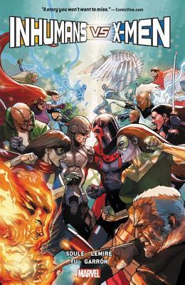 Inhumans vs. X-Men Conditie: Nieuw Marvel 1