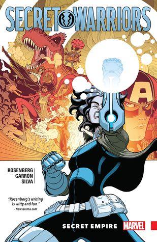 Secret Warriors (2nd Series) Volume 1: Secret Empire Conditie: Nieuw Marvel 1