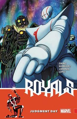 Royals (Marvel) Volume 2: Judgement Day Conditie: Nieuw Marvel 1