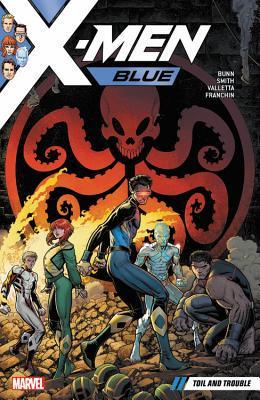 X-Men: Blue Volume 2: Toil and Trouble Conditie: Nieuw Marvel 1