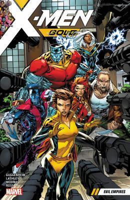 X-Men Gold Vol. 2: Evil Empires Conditie: Nieuw Marvel 1