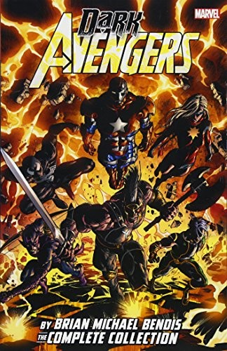 Dark Avengers by Brian Michael Bendis: The Complete Collection Conditie: Nieuw Marvel 1