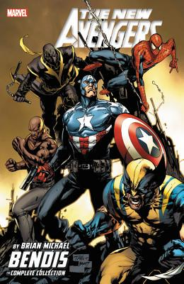 New Avengers by Brian Michael Bendis: The Complete Collection Vol. 4 Conditie: Nieuw Marvel 1