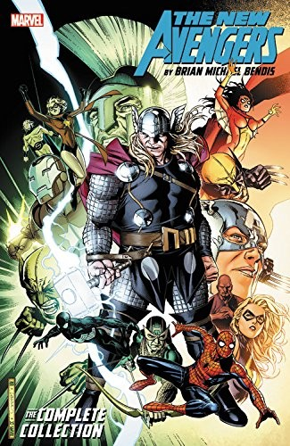 New Avengers by Brian Michael Bendis: The Complete Collection Vol. 5 Conditie: Nieuw Marvel 1