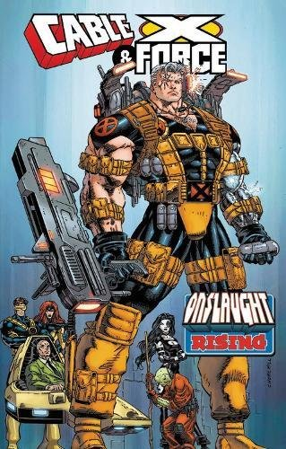 Cable & X-Force: Onslaught Rising Conditie: Nieuw Marvel 1