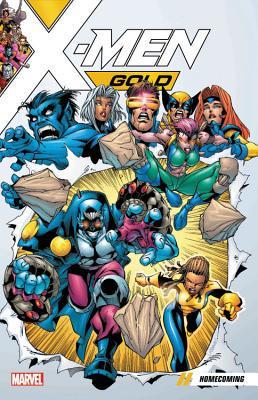 X-Men Gold Vol. 0 : Homecoming Conditie: Nieuw Marvel 1