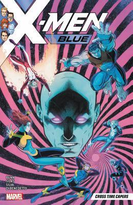X-Men: Blue Volume 3: Cross Time Capers Conditie: Nieuw Marvel 1
